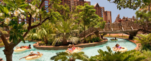 aulani-pool-area-girls-tubing-on-waikolohe-valley-lazy-river