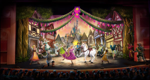 """""""Tangled: The Musical"""" Coming to Disney Cruise Line"""