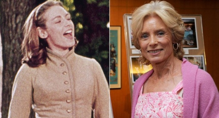 Actress Charmian Carr talks about her life as Liesl from