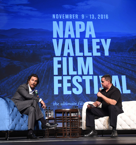 Courtesy of Napa Valley Film Festival