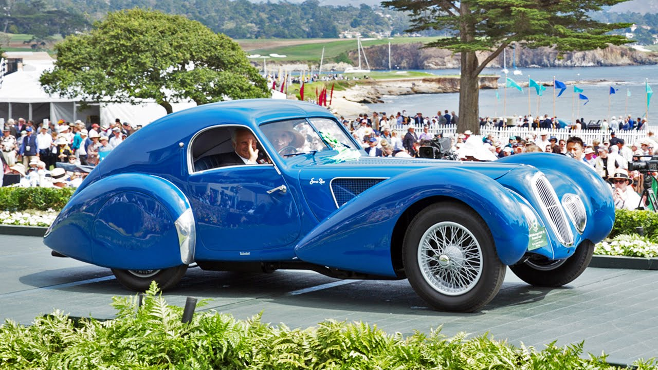 Cruise Into S Pebble Beach Concours DElegance The Worlds - Pebble beach car show ticket prices