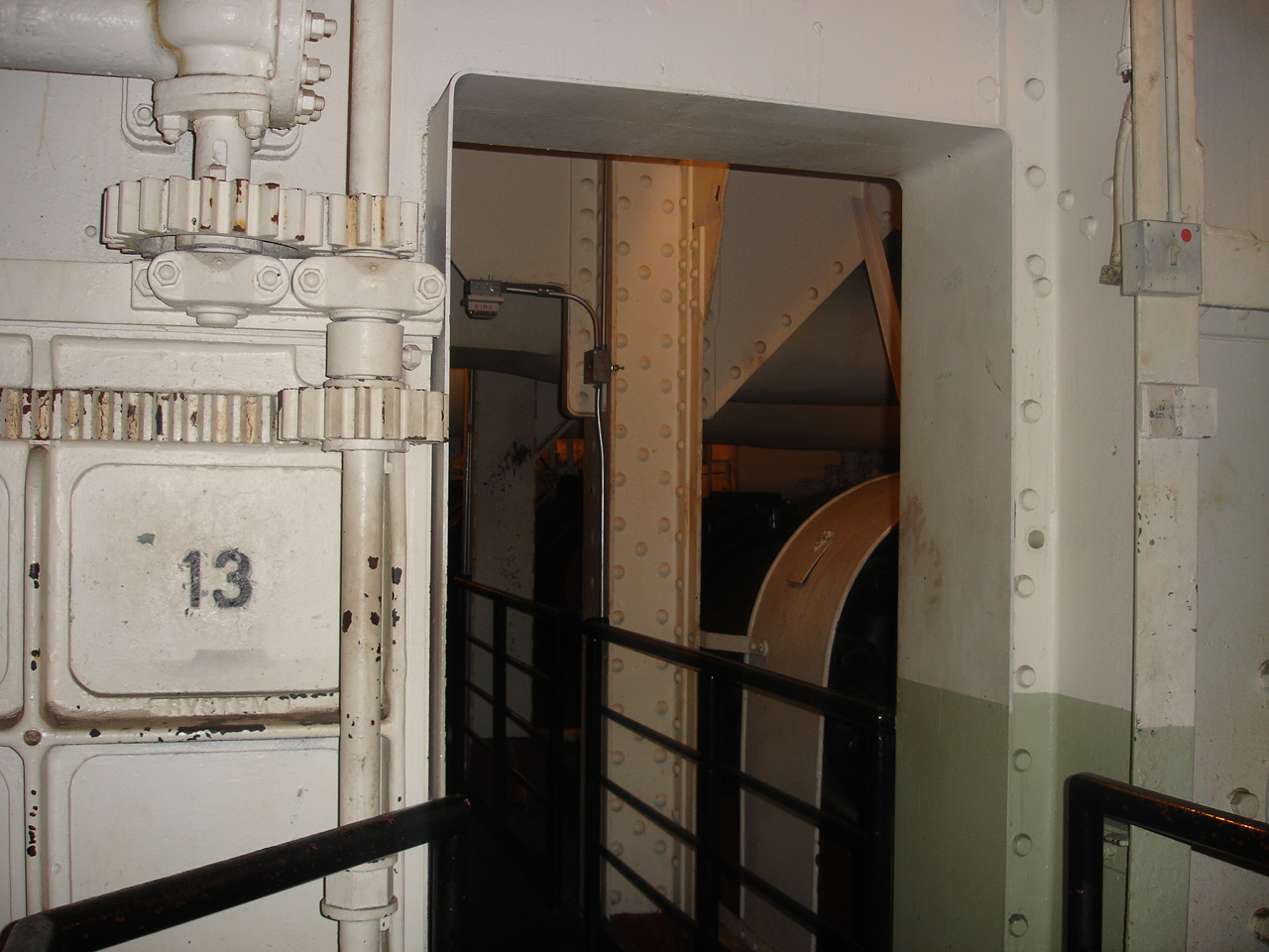 Climb aboard the queen mary one of the top 10 most for 13 door